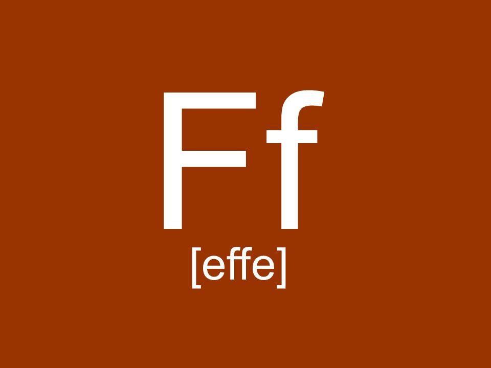 Ff [effe]